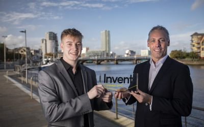 Music Tech Startup Makes A Big Noise At Invent Awards