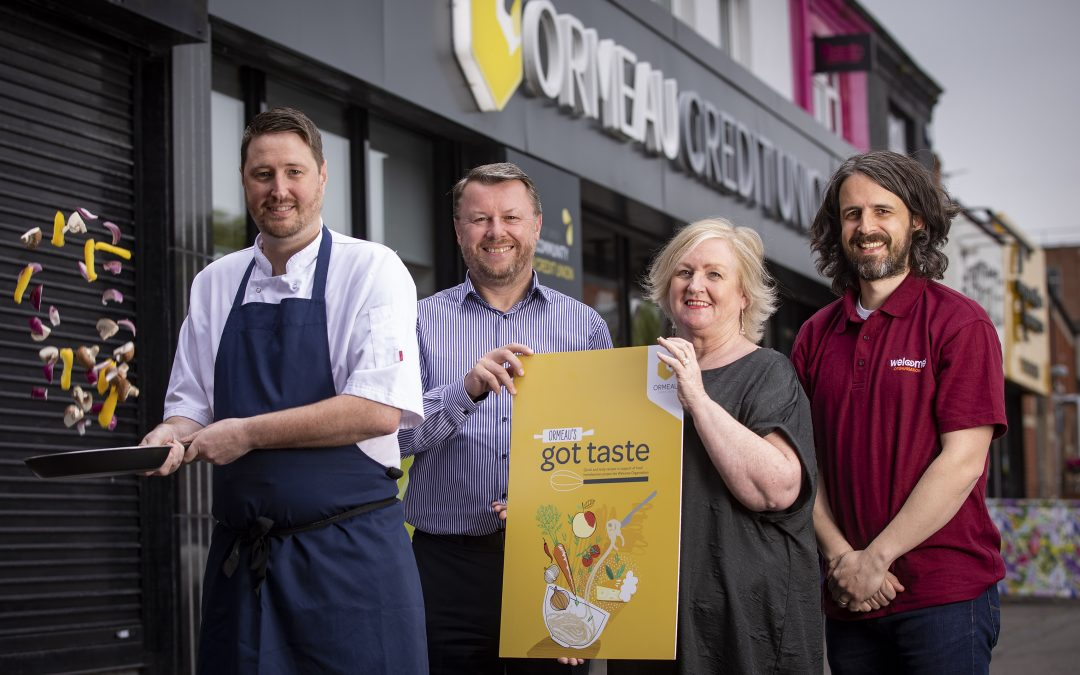 South Belfast Businesses Launch Charity Recipe Book