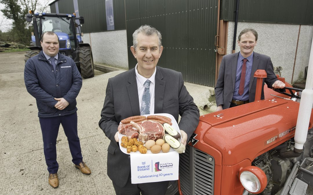 Bank of Ireland Open Farm Weekend Celebrates its 10th Year